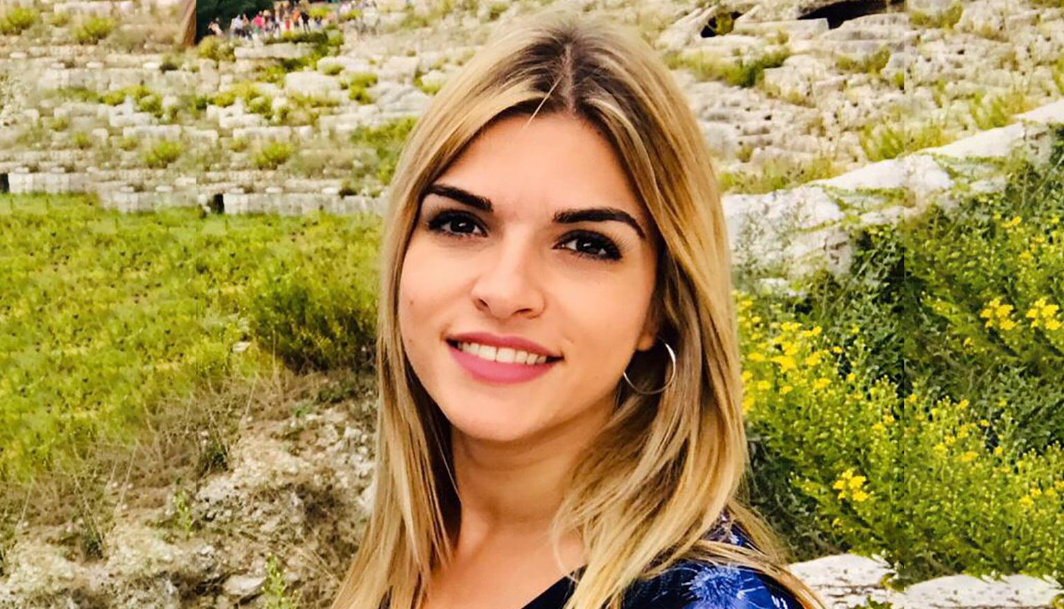Portada Sara Femenía, dianense en Malta