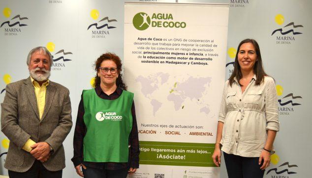Imagen: Presentación Aventura Solidaria