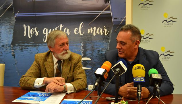 Image: Presentation of the XIII Dénia Boat Show