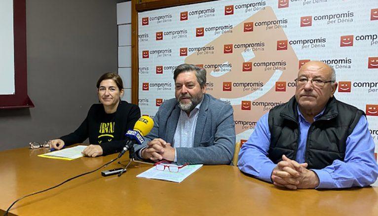 Rafa Carrió exposa els seus dubtes sobre els treballs de neteja a Raset