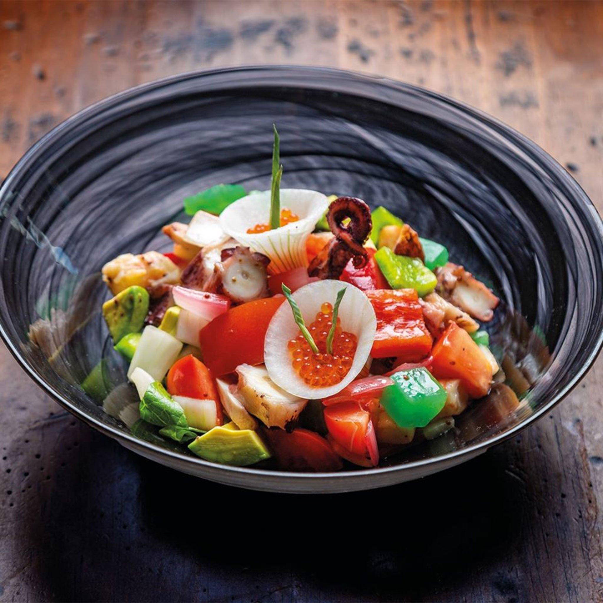 Pa Picar Algo показывает вам очень привлекательные изображения блюд в своих сетях