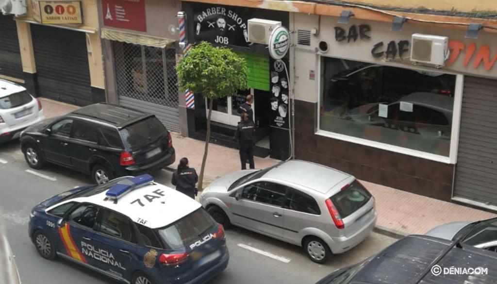 Requeriments de la Policia Nacional a establiments