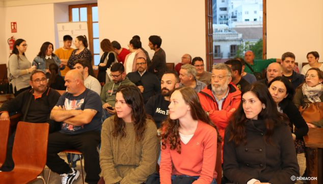 Image: Meeting on the future of the Fallas