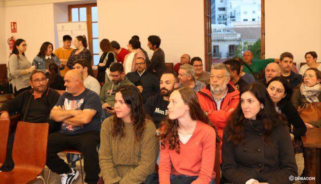 Imatge: Reunió sobre el futur de les Falles