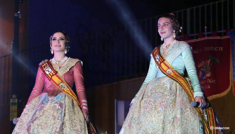 Safir Malonda i Martina Gimeno a la Crida 2020