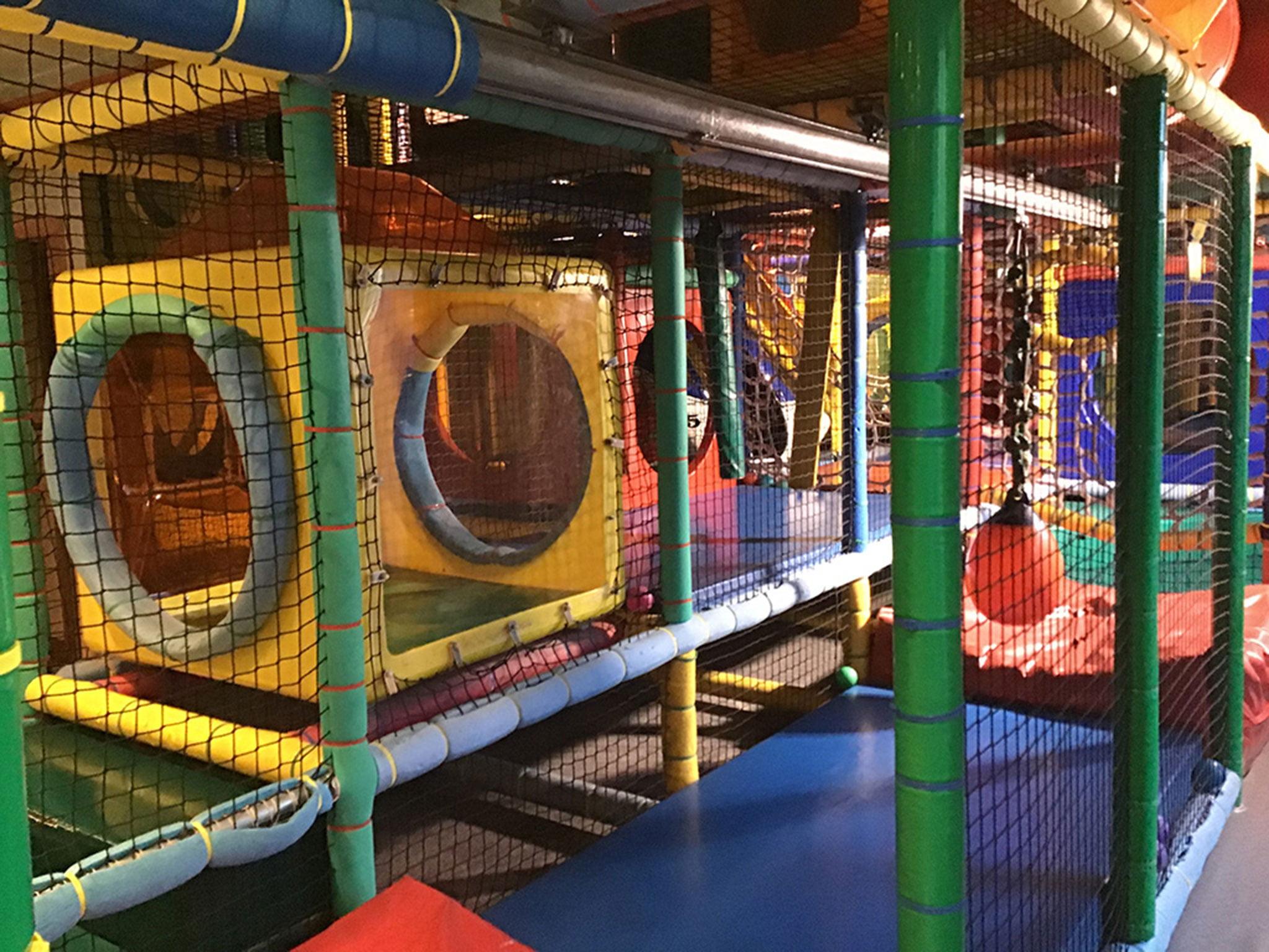 Salle de jeux à Mon Blau