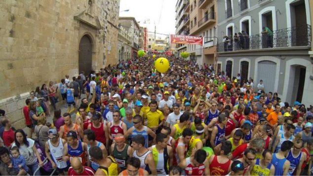 Image: Cursa Popular de Pedreguer exit