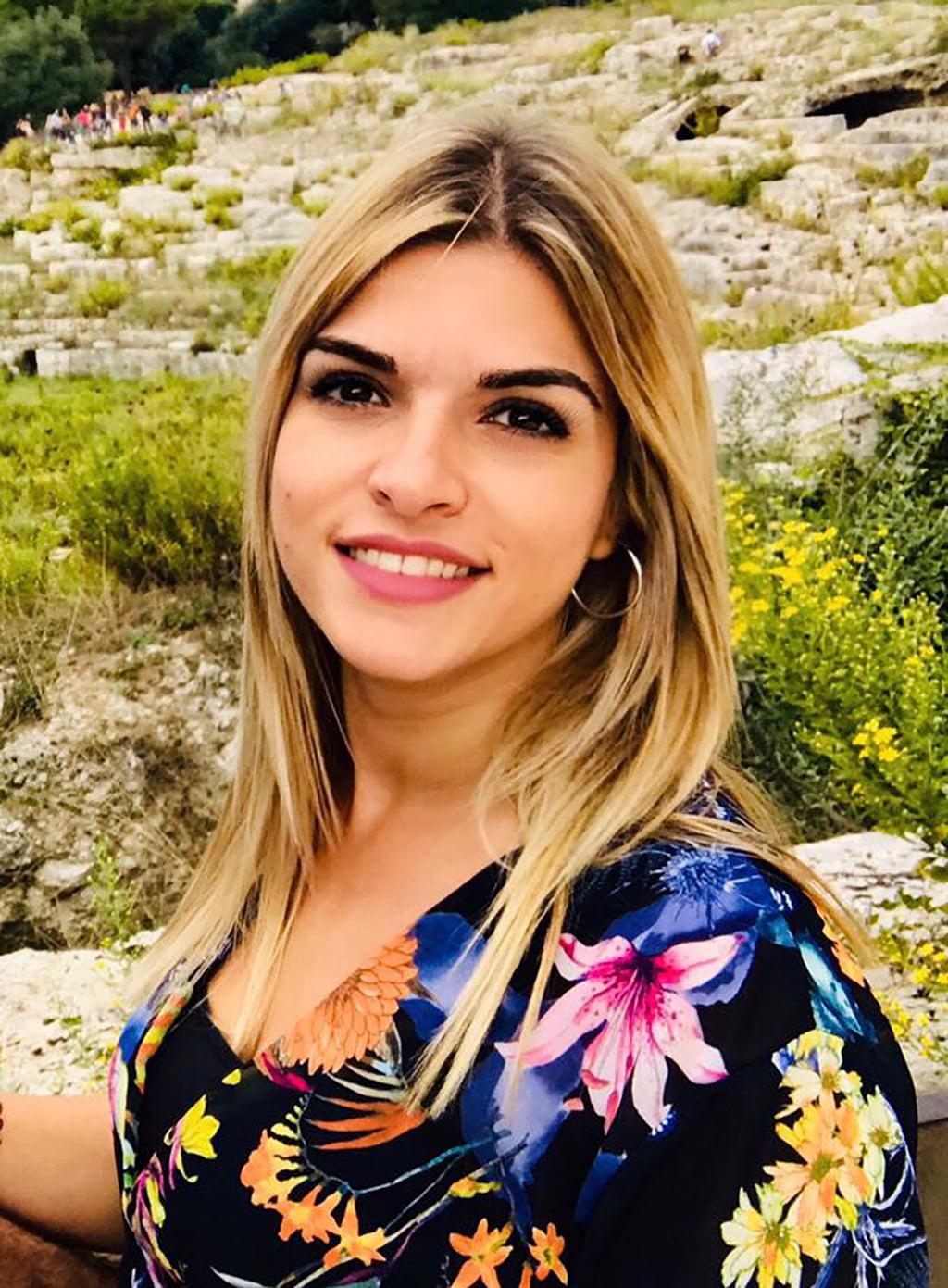 Sara Femenía, dianense en Malta