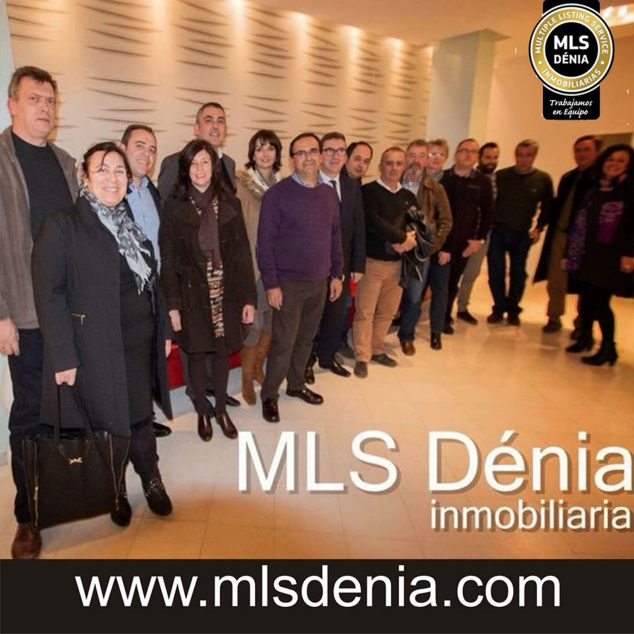 Image: Sixth anniversary of MLS Dénia Real Estate