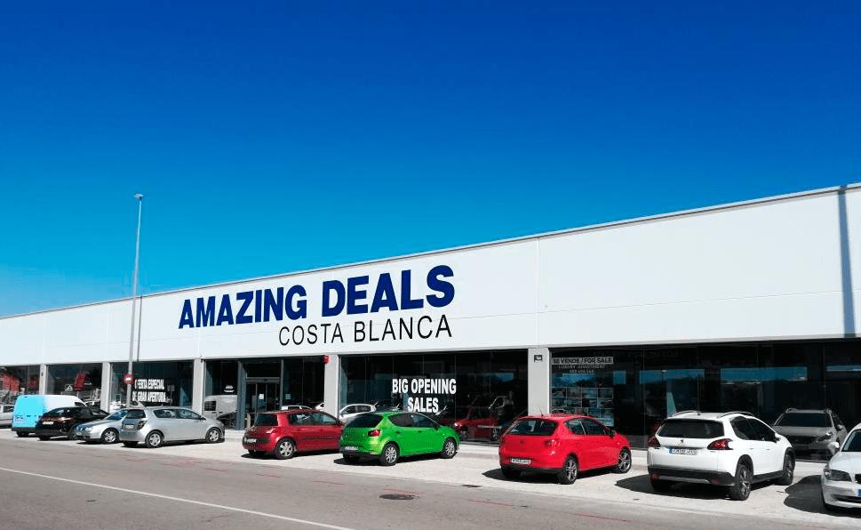 Botiga Amazing Deals Costa Blanca