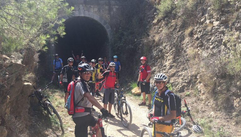 Training Camp in Dénia, for incredible routes and places - Aventura Pata Negra