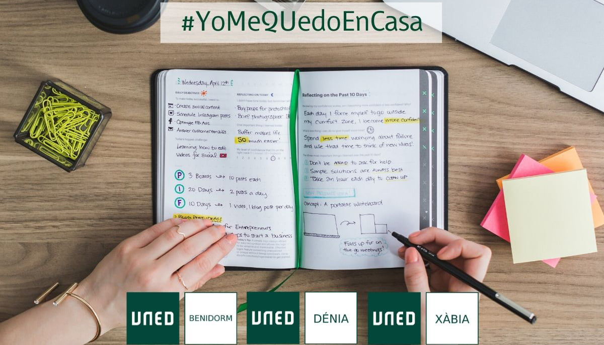 UNED Dénia offers its online service