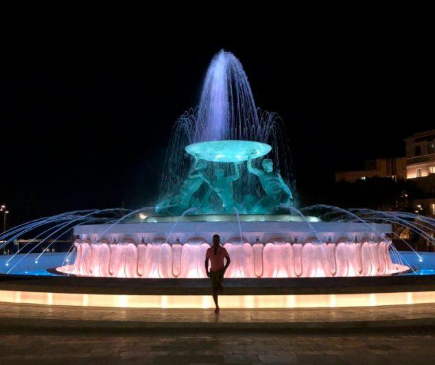 Imagen: Vicente Arlandis en Malta