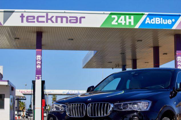 Imagen: Vista general de Gasolineras Teckmar