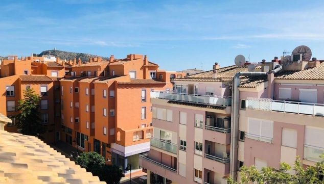 Image: Views from a one bedroom penthouse for sale in Moraira - Mare Nostrum Inmobiliaria