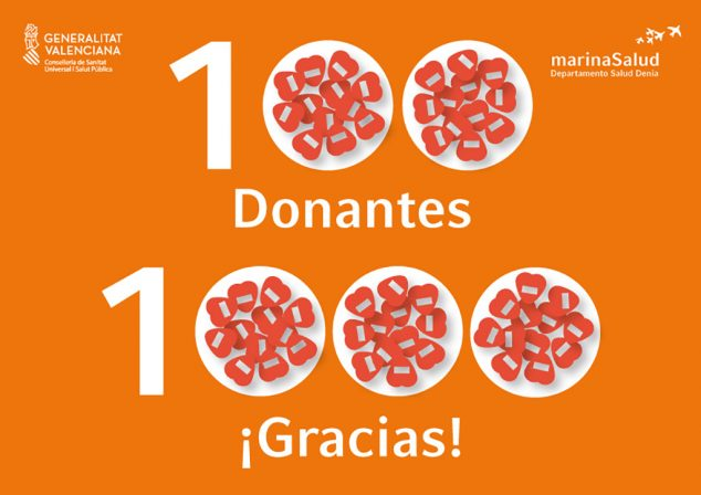 Image: Thanks from the Dénia Health Department