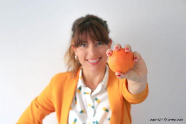 Image: Mari Olivares - Nutritionist