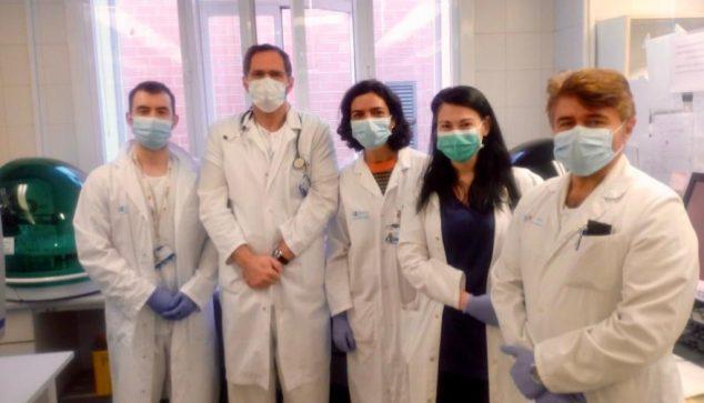 Изображение: КРИС против рака в Клинике Сан-Карлос