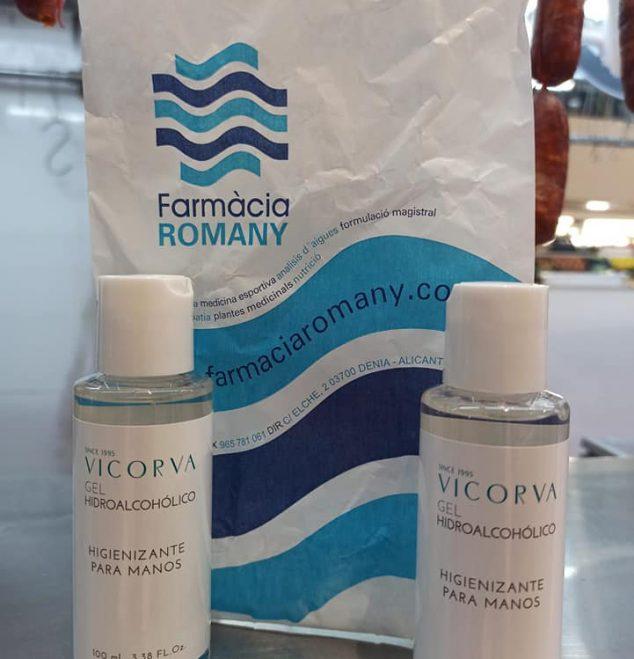 Image: Donations - Farmacia Romany