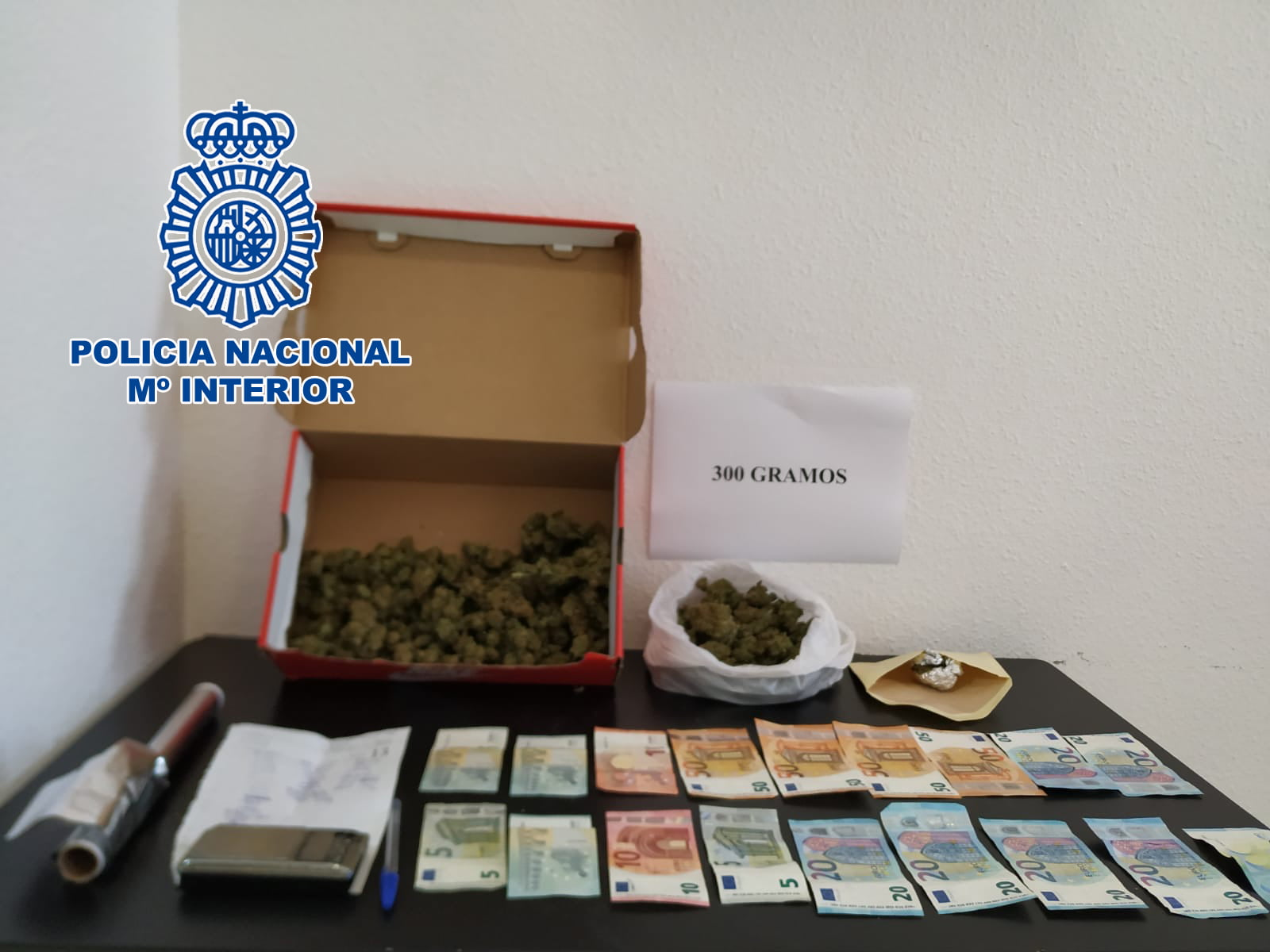 Drug operated in Dénia