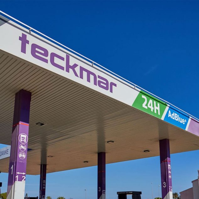 Immagine: Teckmar Gas Station Exterior