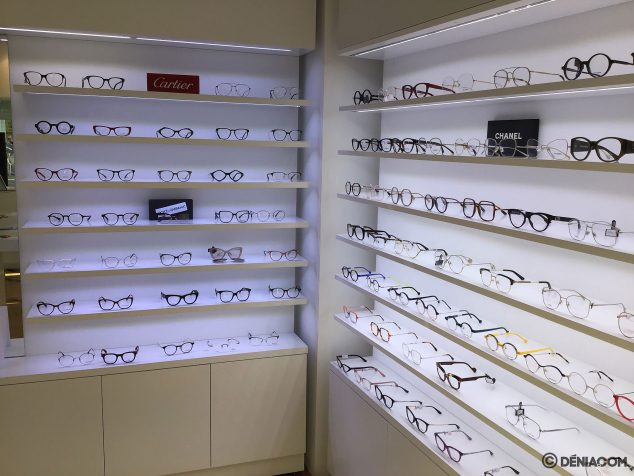 Image: Glasses of all brands - Benjamin Optics