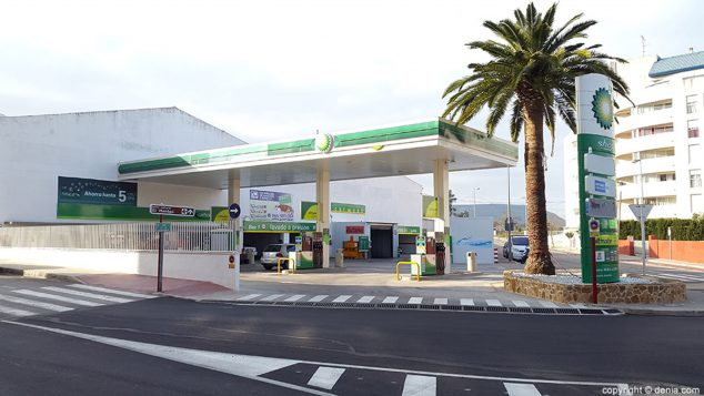 Image: General image of Gasolinera BP Dénia