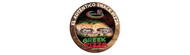 Imagen: Logotipo de Greek Pizza