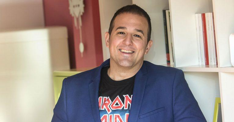 El autor de Ondara, Jovi Seser