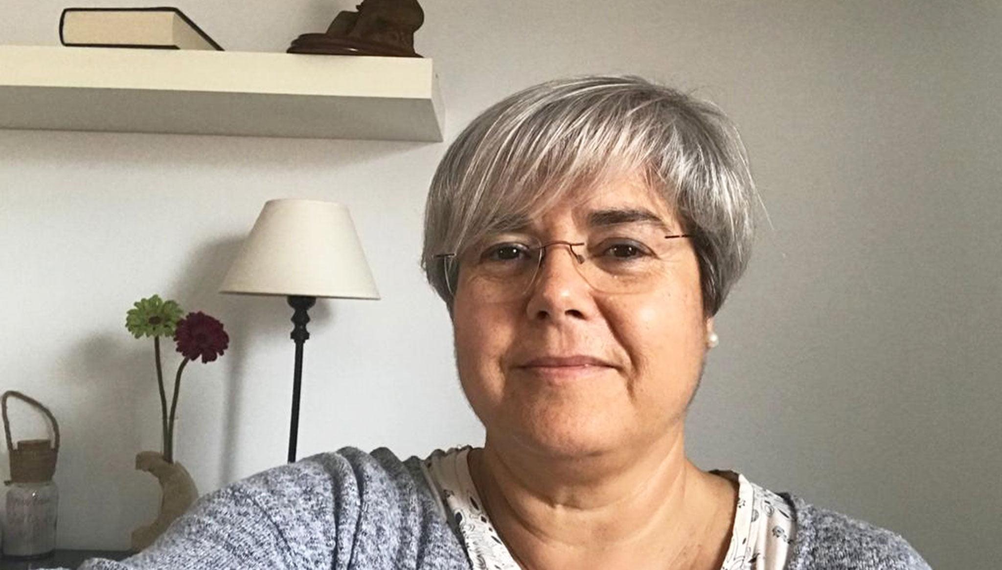 Laura Pacheco, maternity nurse at the Dénia Hospital