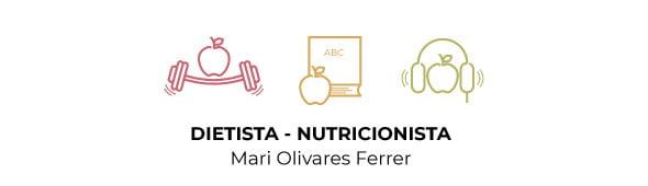 Afbeelding Mari Olivares - Voedingsdeskundige Diëtist