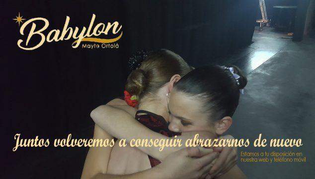 Image: Babylon School of Dance launches a positive message