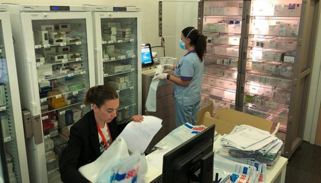 Immagine: farmaco per la consegna a domicilio