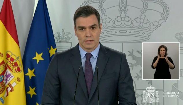 Imatge: Pedro Sánchez