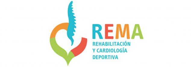 Imagem: Logotipo REMA (Reabilitação de Alta Marina)