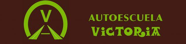 Imagen: Logotipo de Autoescuela Victoria