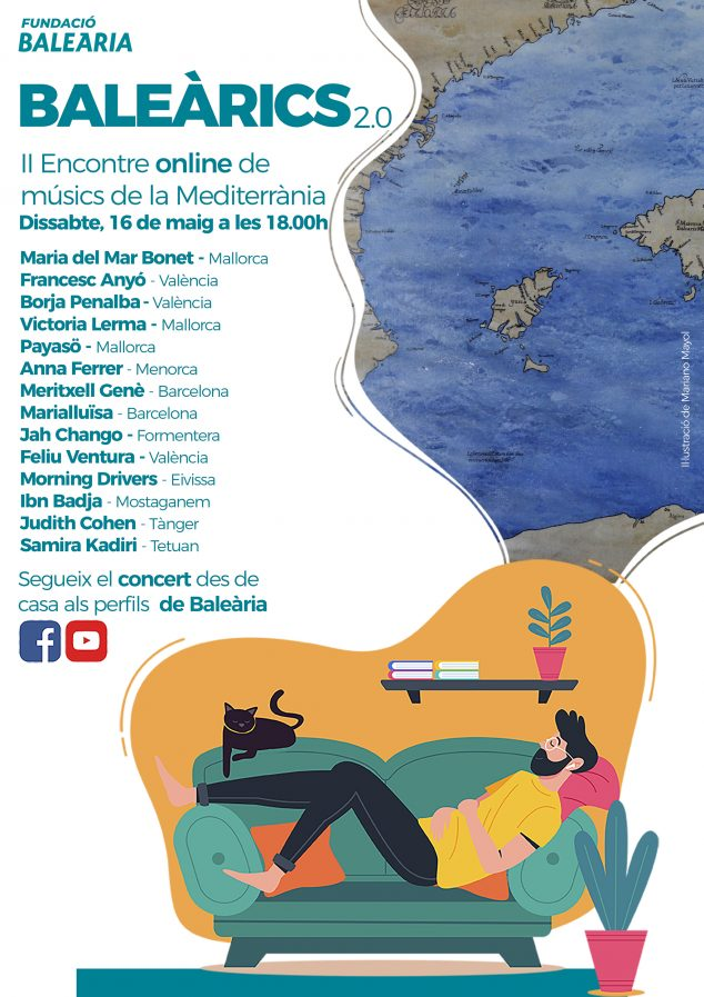 Imagen: Cartel Baleàrics 2.0
