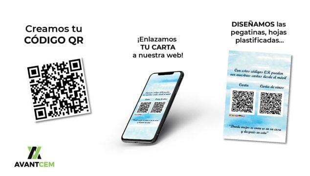 Imagem: código QR para restaurantes