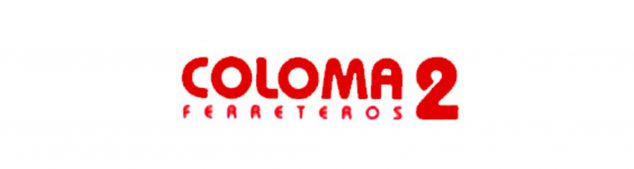 Imatge: Logotip de Coloma 2 Ferreters