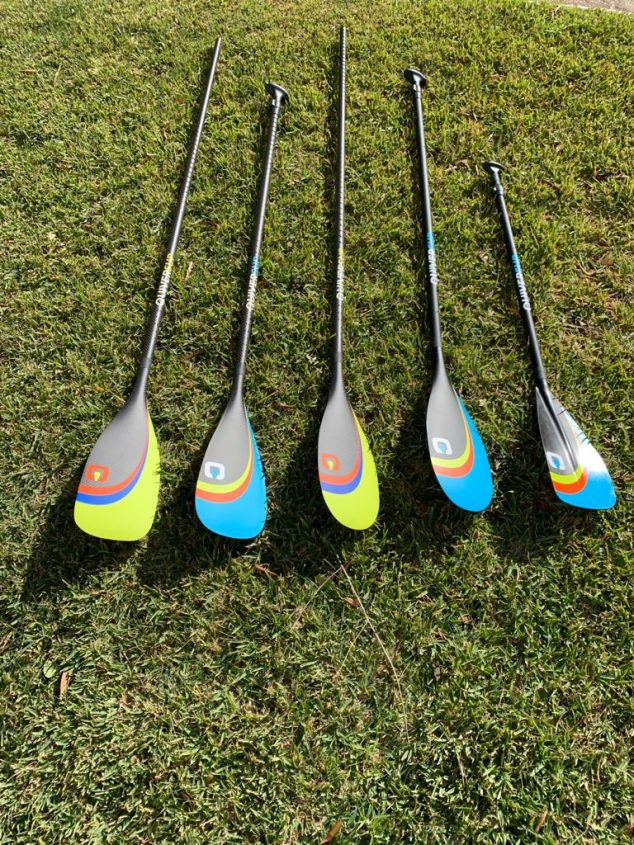 Image: Different shovel models