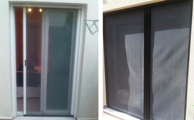 Image: Various types of mosquito nets - Alucardona Pvc y Aluminios, SL
