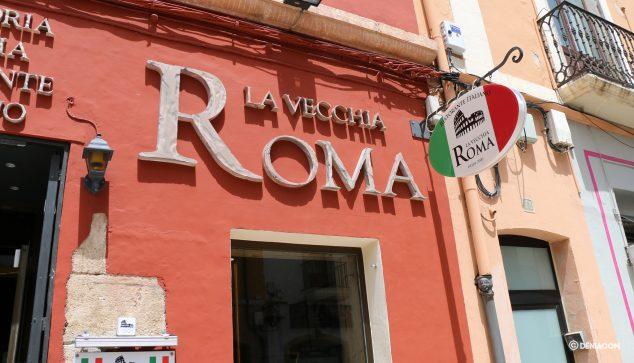 Bild: Fassade des Restaurants