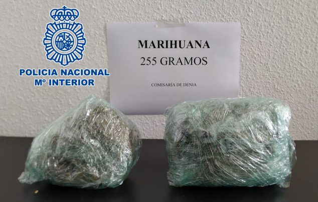 Image: Marijuana seized by the police