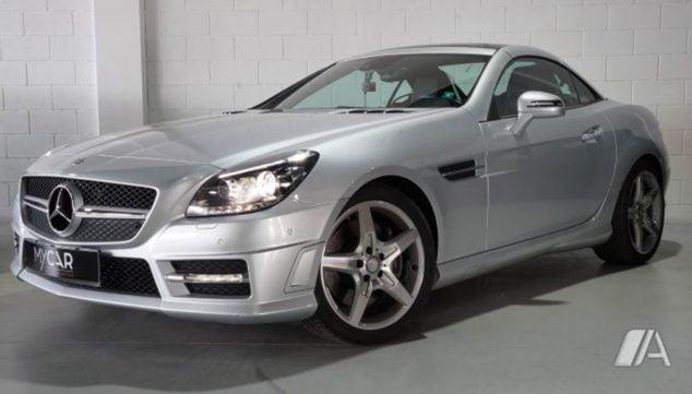 Imatge: Mercedes Benz Classe SLK - MY CAR Select Actuacions