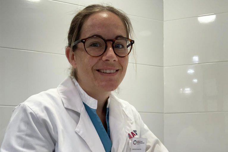 Marian Martin, HLA San Carlos nutritionist