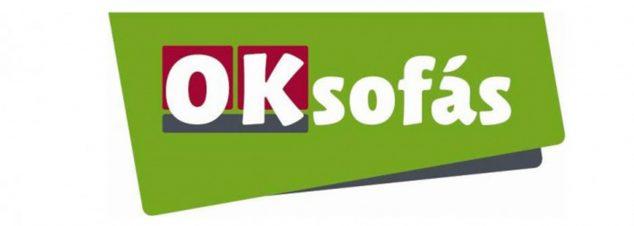 Imagen: Logotipo de OK Sofás