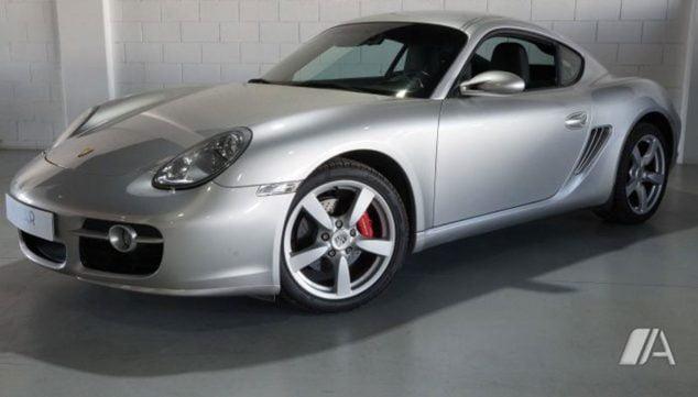 Imatge: Porsche Cayman - MY CAR Select Actuacions
