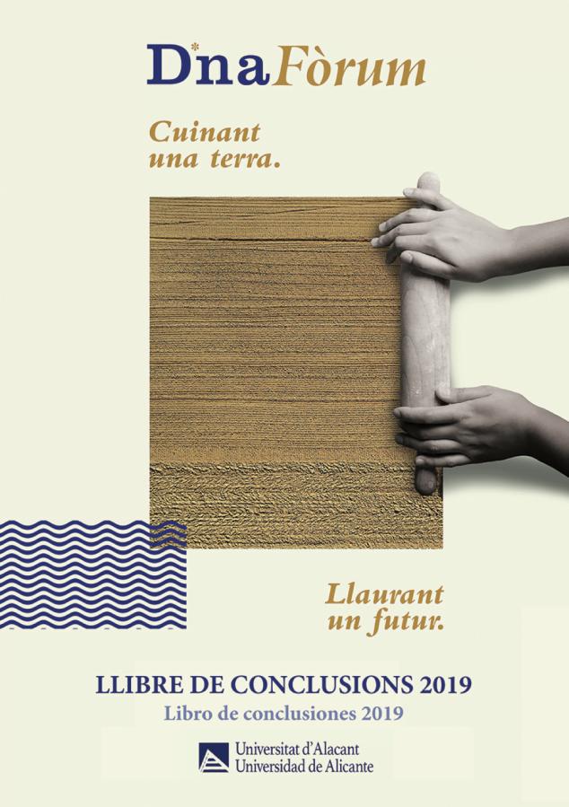 Image: Cover Llibre Conclusions DNA Fòrum