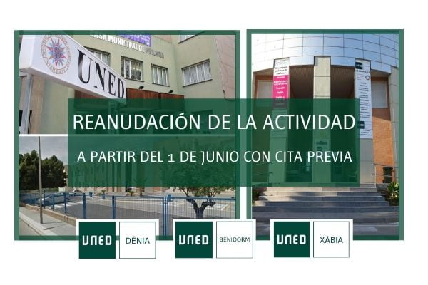Image: Reopening UNED Dénia
