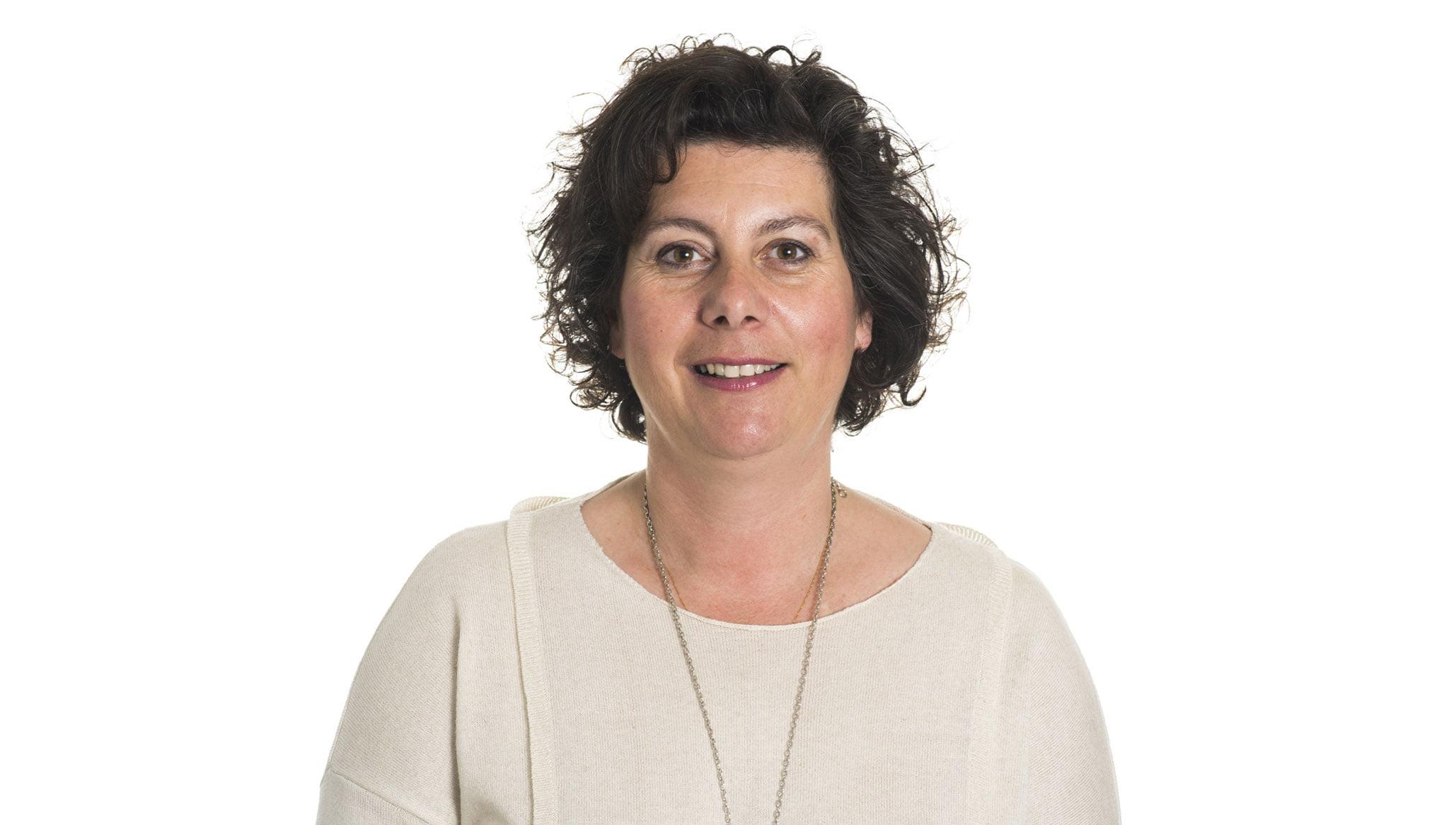 Rosario Donderis Sala, actual gerente de CREAMA